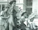 Vera Day Hammer Horror  Hand signed autograph (2)